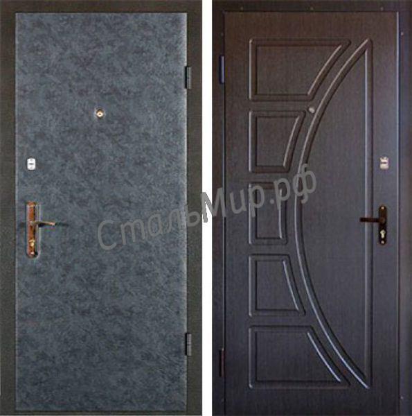 Дверь винилискожа и МДФ арт. двк-3