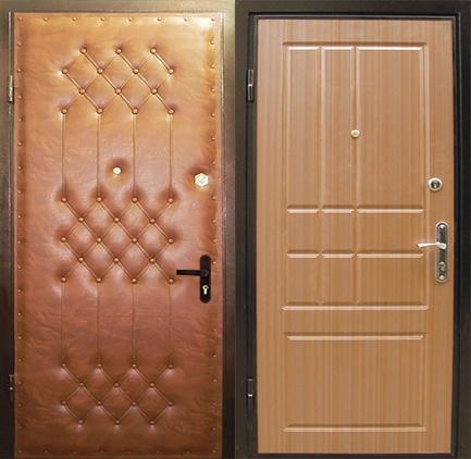 Дверь МДФ и винилискожа арт.хп-1