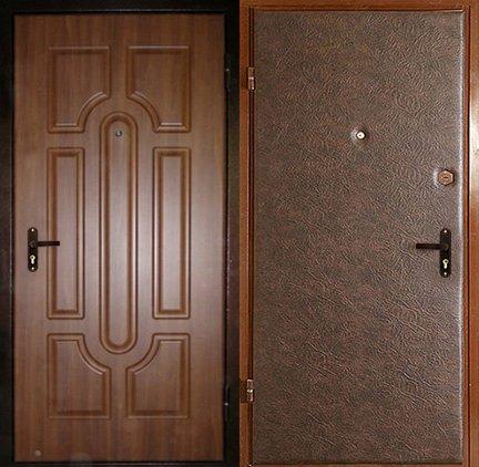 Дверь Винилискожа и МДФ  арт. м-2