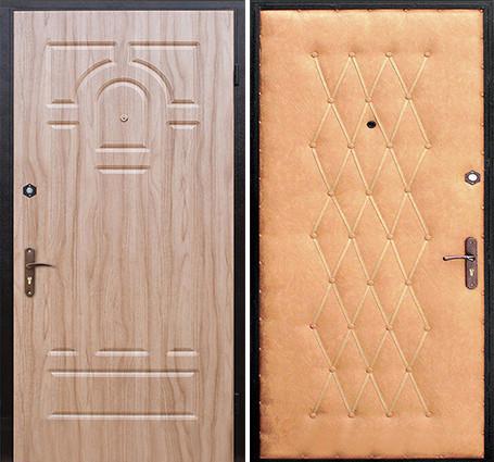 Дверь винилискожа и МДФ арт. м-1