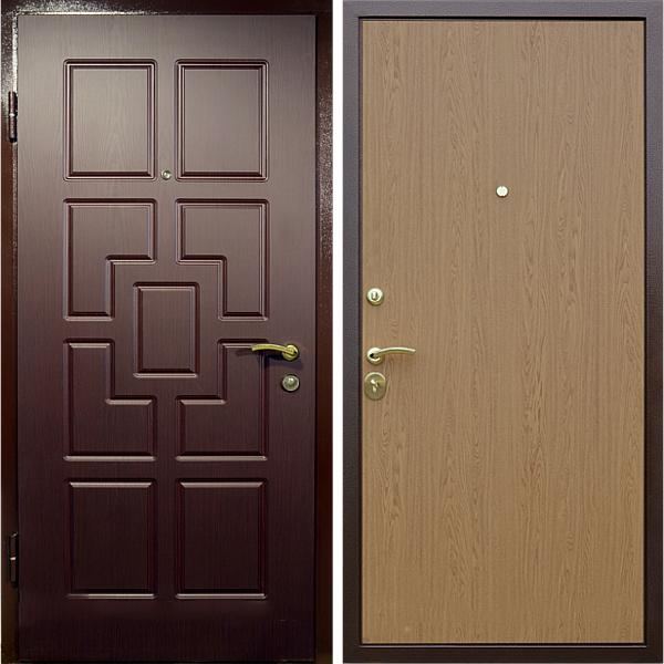 Дверь МДФ и ламинат  арт. м-19