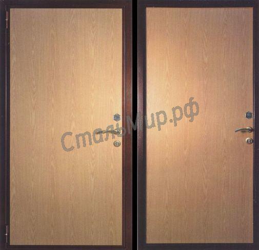 Дверь ламинат(трёхконтурная) арт.тку-7