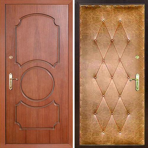 Дверь Винилискожа и МДФ  арт. м-14