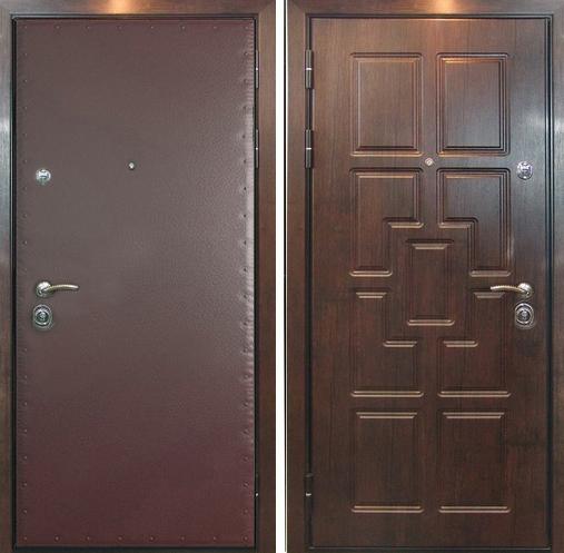 Дверь Винилискожа и МДФ  арт. м-3