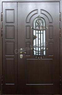 Дверь с ковкой   арт. м-63