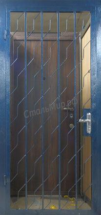 Модель СПЕЦ-1 Решётчатая дверь