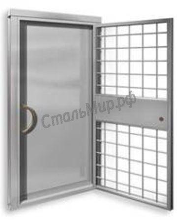 Модель СПЕЦ-7 Дверь в оружейную комнату