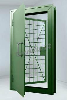 Модель СПЕЦ-4  Дверь в комнату хранения наркотиков