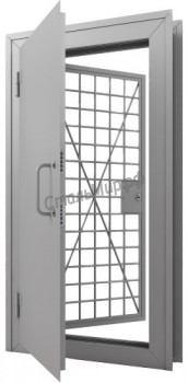 Модель СПЕЦ-8  Дверь в комнату хранения наркотиков