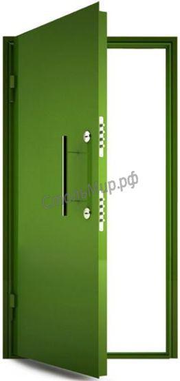 Модель СПЕЦ-9 Бронированная дверь