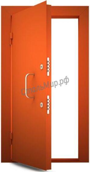 Модель СПЕЦ-10  Бронированная дверь