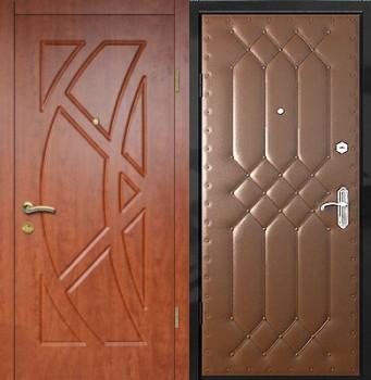 Дверь винилискожа и МДФ арт.м-11
