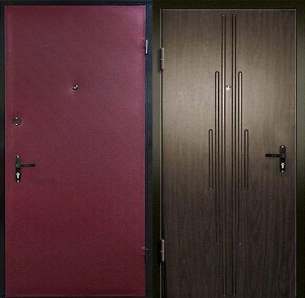 Дверь Винилискожа и МДФ  арт. м-10