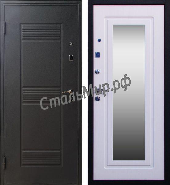 Дверь с зеркалом арт.двк-37