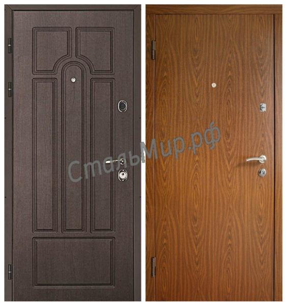Дверь МДФ и ламинат  арт. м-17