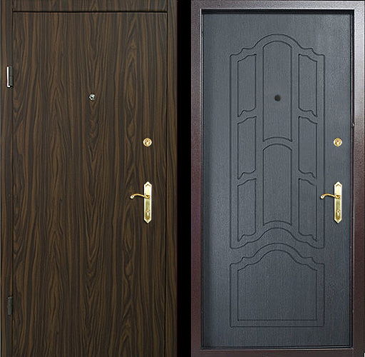 Дверь МДФ и ламинат  арт. м-20