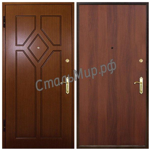 Дверь МДФ и ламинат  арт. м-16