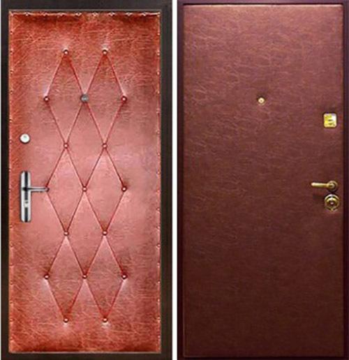 Дверь винилискожа арт.двк-17