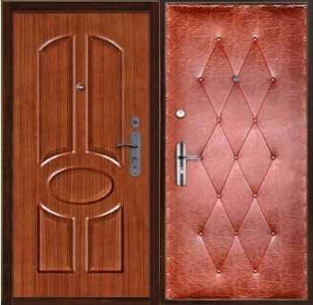 Дверь Винилискожа и МДФ  арт. м-12